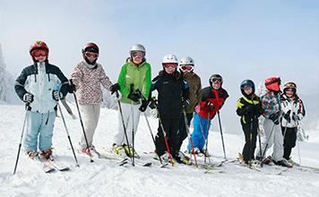 Skicamp: Kinder und Jugend