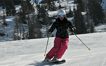 Skicamp: Reha-Skitraining