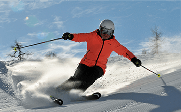 Skicamp: Skitechnik
