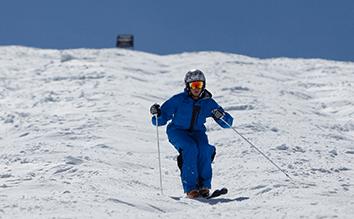 Ski-Technik/ Buckelpiste