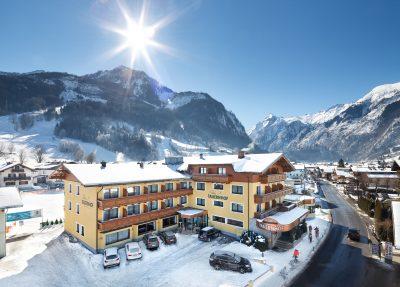 Hotel Tauernhof Winter